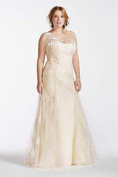 Plus Size Wedding Dresses Bridal Gowns