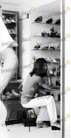 Jacqueline Kennedy Onassis 1973 Smp/Globe Photos, Inc.