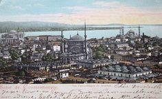 istanbul 1900 yıllar