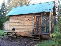 Wwoofer cabin