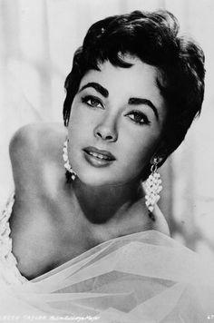 1954 Il était une fois... Elizabeth Taylor