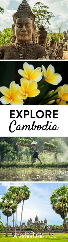 Cambodia Travel | Take a look at these 20 stunning photots that will inspire you to travel to Cambodia