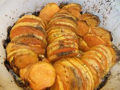 don't forget sweet potatoes are good for you ;)