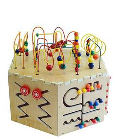 Six Sided Play Cube Price: $289.99