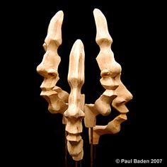 Paul Baden sculptures