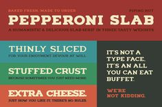 Check out Pepperoni Slab by dougpenick on Creative Market