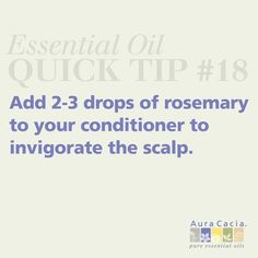 Rosemary essential oil for natural hair care. Peppermint oil is also great for stimulating the scalp for hair growth. Natural Hair Recipes, Natural Hair Care Tips, Love Natural, Natural Hair Styles, Going Natural, Essential Oils For Hair, Hair Growth Tips, Hair Affair, Relaxed Hair
