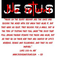 "Quotes For Jesus on Twitter: ""Apostate #apostasy #leavingthefaith #rejectingjesus #denyingjesus #forsakingjesus #fallingaway #luke8 #christian #jesus #god #bible https://t.co/uBNp7FDk8o"""