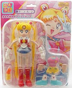 Sailor Moon betty spaghetti doll