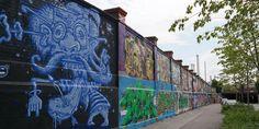 Street Art in München: Die 5 coolsten Locations - In München liegen die Wurzeln der deutschen Graffiti-Szene. Auch heute hat München einiges an Street Art zu bieten. Zum Beispiel an diesen fünf coolen Orten.