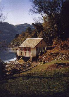 summerhouse. loch goil.