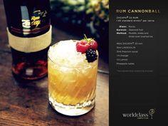 World class cocktail