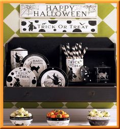 Fun Halloween Decorations - Halloween Home Decor Accents.