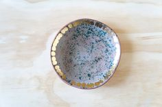 speckled plate / the object enthusiast