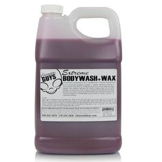 Chemical Guys CWS_107C04 Extreme Body Wash and Synthetic Wax Car Wash Shampoo 1 Gal Case of 4 *** You can get additional details at the image link.