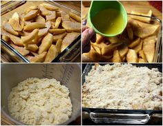 Mommy's Kitchen - Country Cooking & Family Friendly Recipes: The Best Apple Crisp Ever {Featuring Pinata Apples}