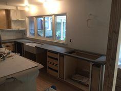 Countertops, Corner Desk, Tables, Furniture, Home Decor, Homemade Home Decor, Counter Tops, Mesas, Corner Table