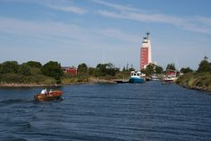The Kylmäpihlaja lighthouse island