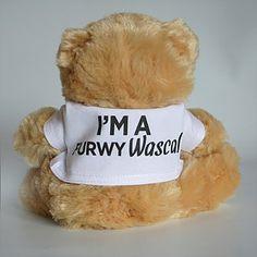 Furwy Wascals Brown Bear Small Brown Bear, Teddy Bear, Teddy Bears