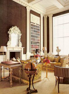 Carolyn Roehm's New York city apartment
