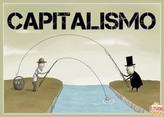 A real dimensão do Capitalismo selvagem.