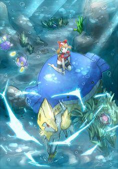 Pokémon Ruby and Sapphire