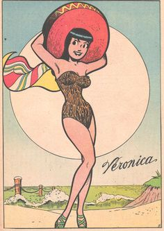 Veronica from Archie Comics