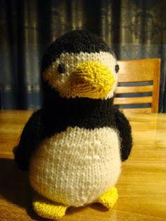 Danjel's poppenblog: Pinguïn
