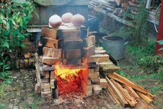 Wood Kiln Firing Techniques and Tips: Inspiration and Information for Making a Wood-Fired Kiln and Firing with Wood