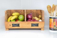 Weil Kinder ihr Obst und Gemüse brauchen! Erfahre bei Anika's DIY Life, wie du deinen machst.