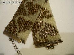 Honey Hearts by Esther Crystal - pattern by FDEkszer