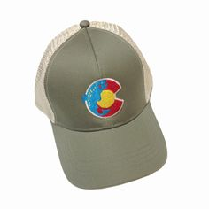 The Colorado Trout Trucker Cap - a must-have for the angler in your family!