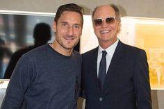 """Falcao guida la Roma: """"Spalletti e Totti? Si rispettino..."""" - http://www.contra-ataque.it/2017/02/21/falcao-roma-spalletti-totti.html"""