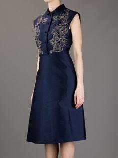 Valentino - robe brodée 3