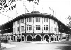 Forbes Field - history, photos and more of the Pittsburgh Pirates former ballpark