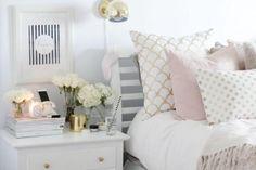 Nuestro dormitorio siempre debe transmitir paz y tranquilidad... Te contamos cómo hacerlo más acogedor.