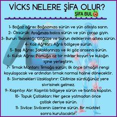 Vicks heilt was Healthy Diet Recipes, Healthy Life, Face Care, Body Care, Younique, Abdominal Pain, Homemade Skin Care, Alternative Medicine, Natural Medicine