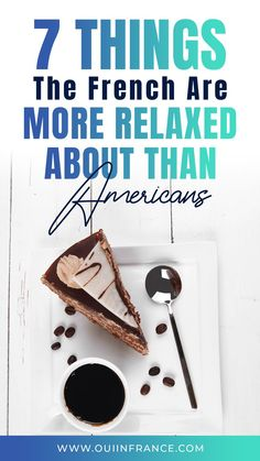 When you think of Americans and the French, who seems more relaxed overall? For me, it's a tossup between France vs. the USA. Here are 7 things the French are more relaxed about than Americans. #cultureshock #Frenchculture #francevsusa Credit: www.shutterstock.com/Gregory Gerber Culture Shock, French Language, What Is Life About, France Vs, Healthy Living, American, Usa, Public, Food
