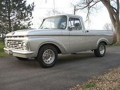 1962 Ford F-100  Tiehle had one like this about 1965