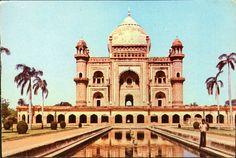 Safdarjang´s Tomb, New Delhi