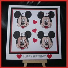 I Card, Happy Birthday, Frame, Gifts, Home Decor, Happy Brithday, Picture Frame, Presents, Decoration Home