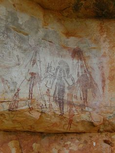 Western Australia - Kimberley - Truscott Aboriginal Rock Art Site