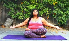 These six big and beautiful yogis are just some of the many inspirational yoga personalities on Instagram that prove that yoga truly is for every body.