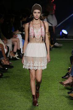 Blugirl Ready-to-wear Spring/Summer 2015|13