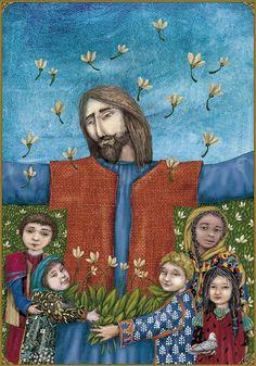 La vida de Jesús ,Nerina Canzi