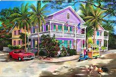 Southernmoose Keys | Ray Rolston, artist