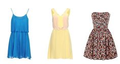 Spring break checklist: cute dresses!