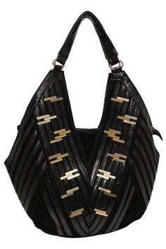 Cleopatra's handbag from The Swank Spot