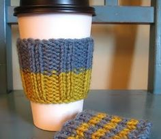 coffee sleeve (when i'm done my xmas projects)