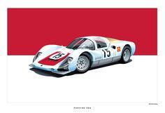 Porsche 906 Posetr